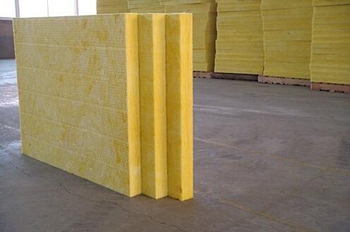 兰州岩棉板组成部分